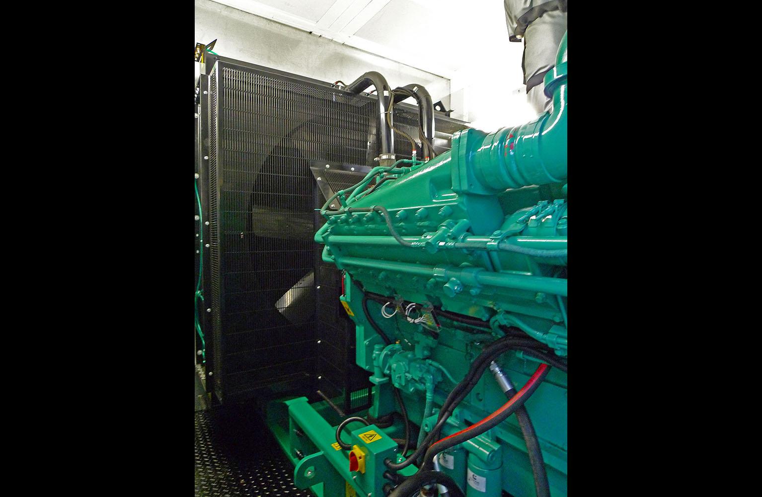 Cummins C1400 diesel generators