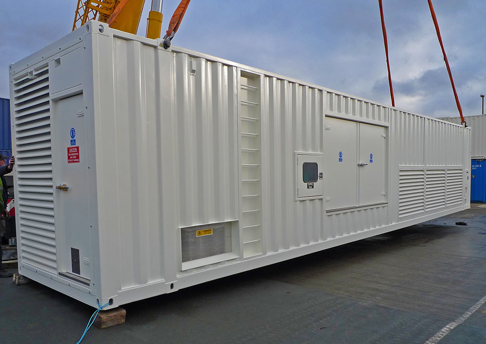 Cummins 2000kVA Diesel Generator