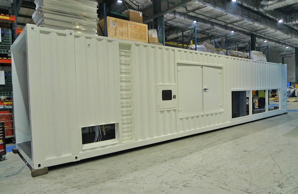 Cummins 2000kVA Generator