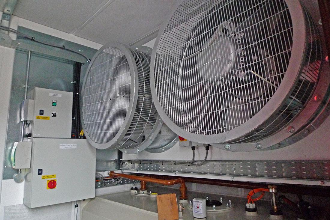 Cummins 2500 Kva diesel generators