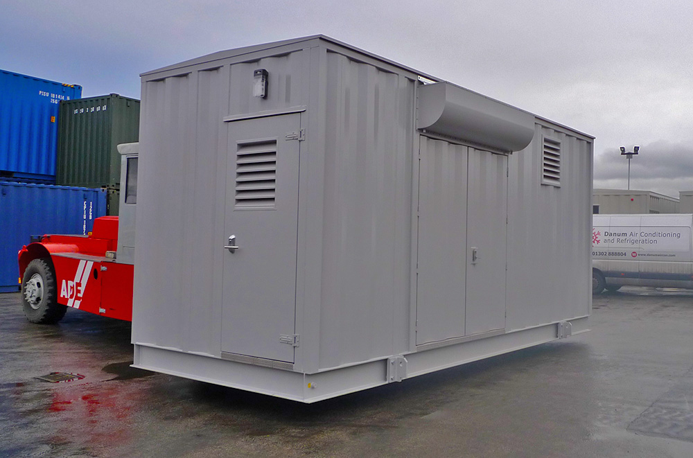 20ft switchgear housing