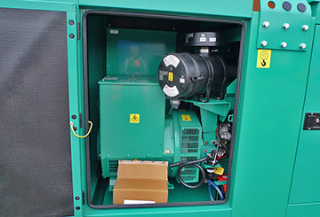 Enclosed Diesel Cummins 110Kva