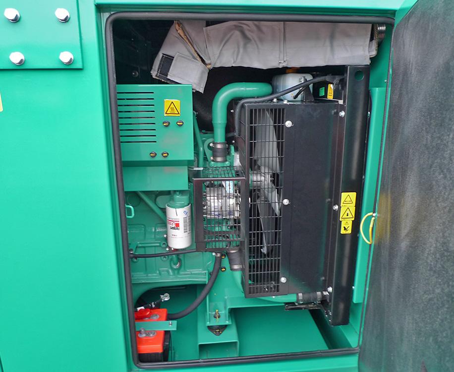Cummins 110Kva Diesel Generators