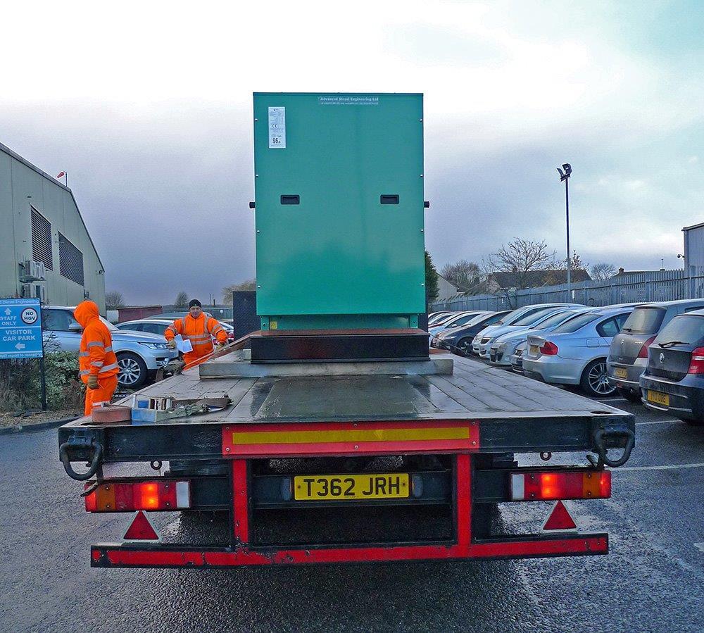 90Kva diesel generator