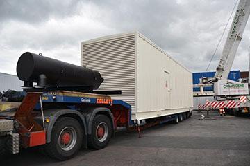 1850Kva perkins diesel generator pic1