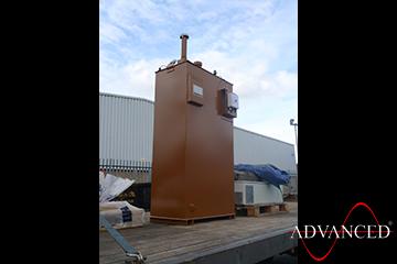 400L Fuel Tank
