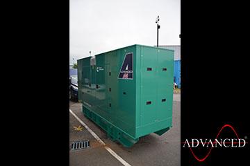 C220d5EnclosedDieselGenerator