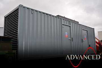 CAT_1600kva_acoustic_enclosure