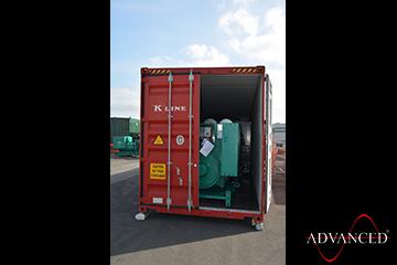 Cummins1675D5A-Diesel-Generator-Container
