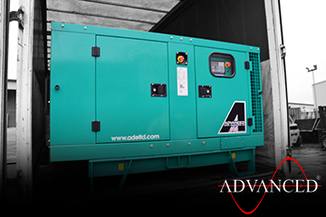 Cummins 22kVA Enclosed Unit