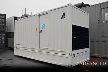 Cummins330kVA-Enclosure-side