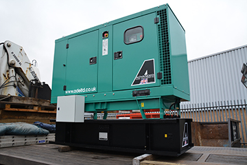 Cummins 38kVA Enclosed