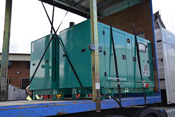 Cummins 55kva Enclosed