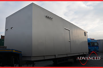 gensets on the truck