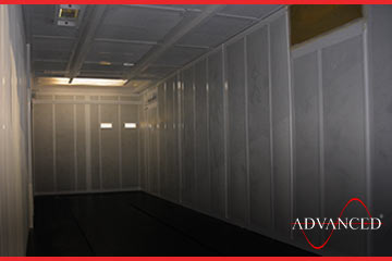 inside an acoutic box