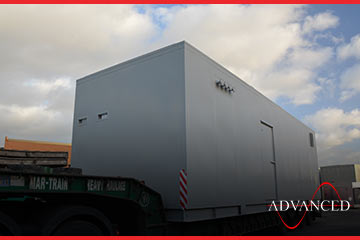 sixth of eight advanced gensets