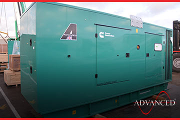 Africa Exports advanced gensets