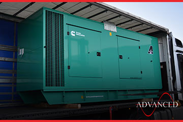 Africa Exports advanced diesel generators