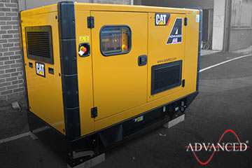 diesel generator bound for a cash and carry