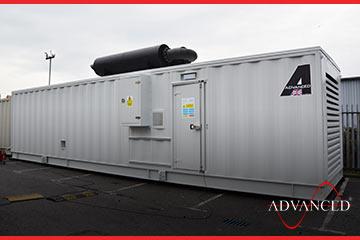 cummins 1400kVA diesel generator