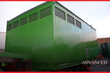 Metro Link B advanced diesel generators