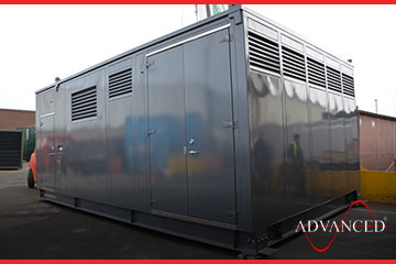 Metro Link advanced gensets