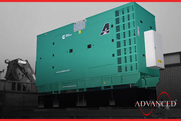 office power advanced diesel generator