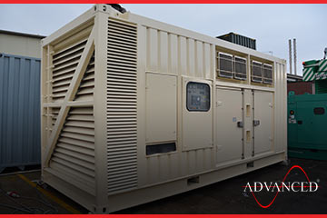 advanced diesel generator
