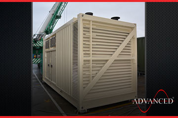 advanced gensets