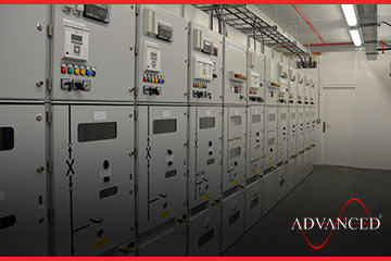 second of eight advanced gensets