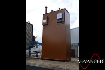 Perkins 28kVA Generator