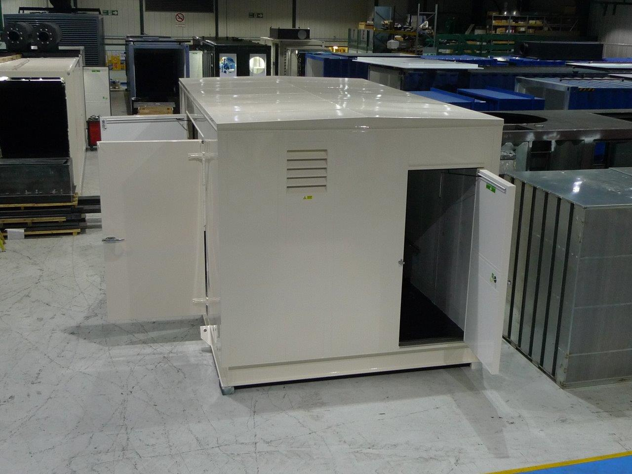 Custom Built Enclosures