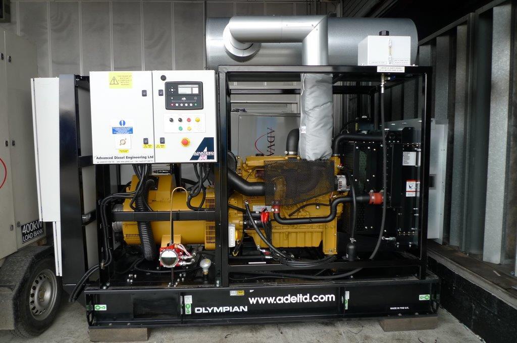 110kVA Perkins Diesel Generator
