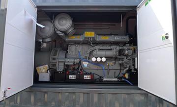 11,000 Litre double skinned base fuel tanks
