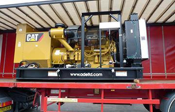 CAT 800 kVA