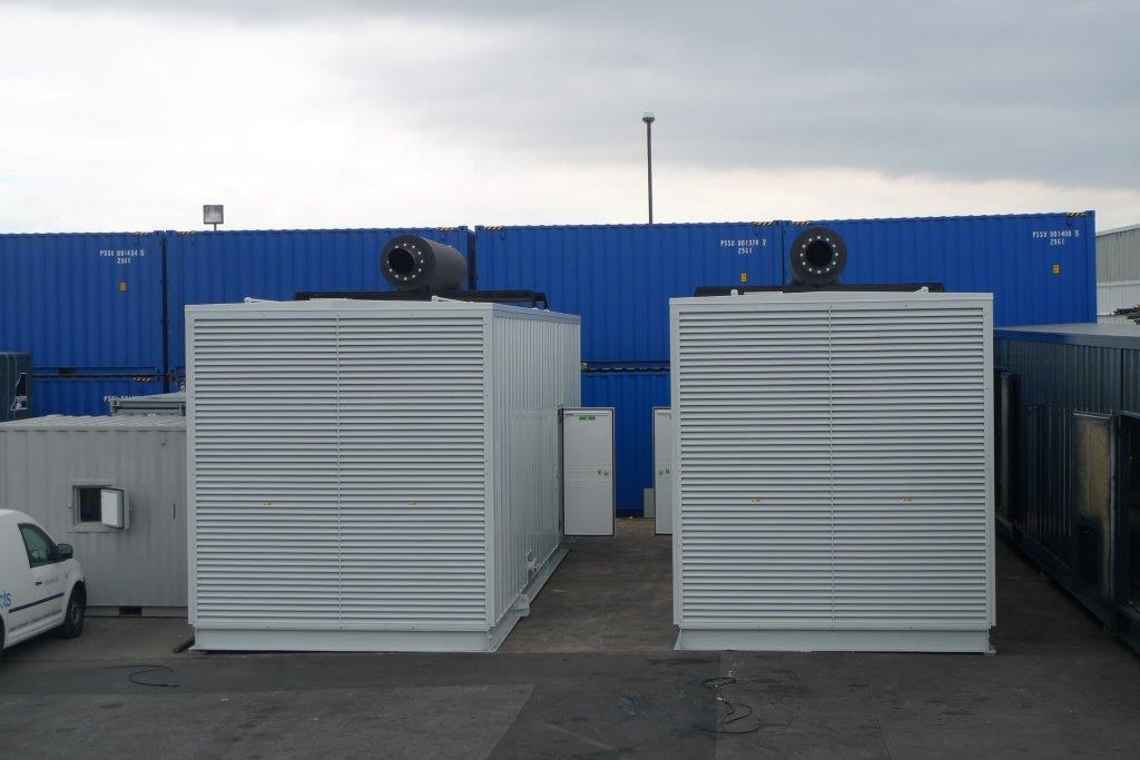Perkins 2000kVA diesel generators