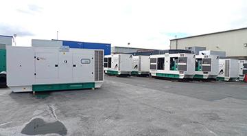 38 Cummins 550Kva silent diesel generators