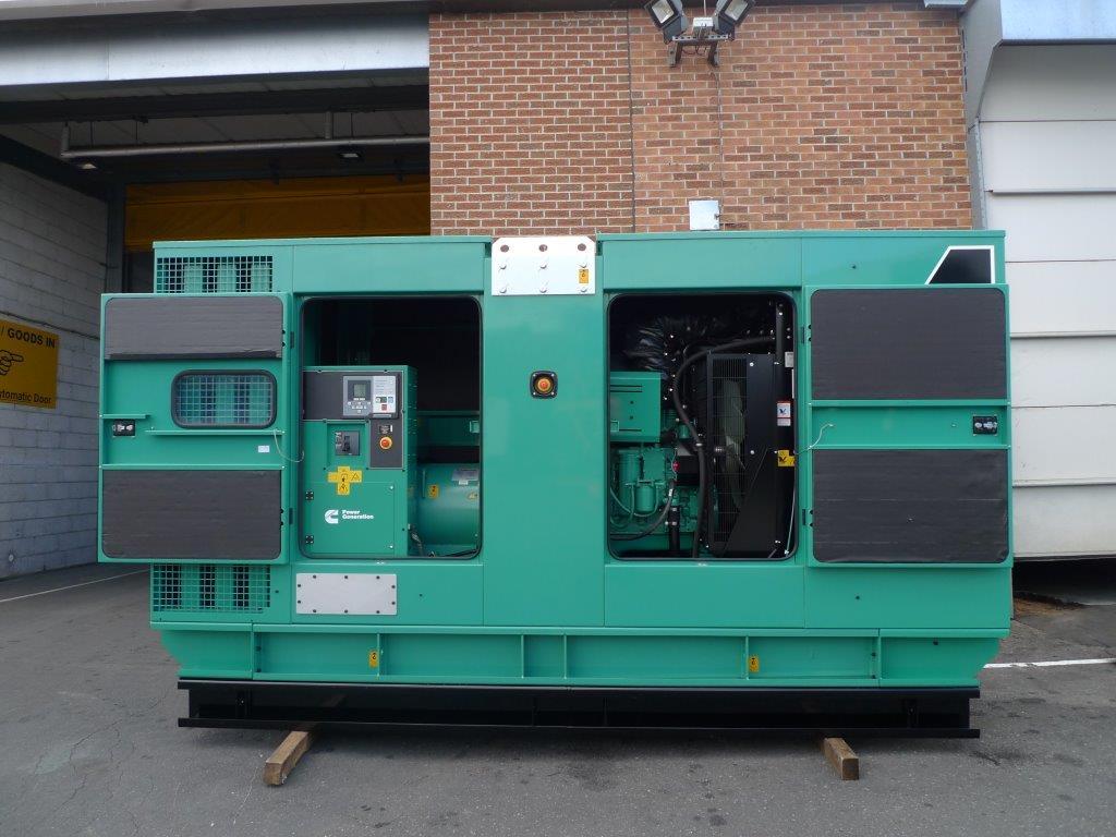 Cummins 330kVA silent diesel generator