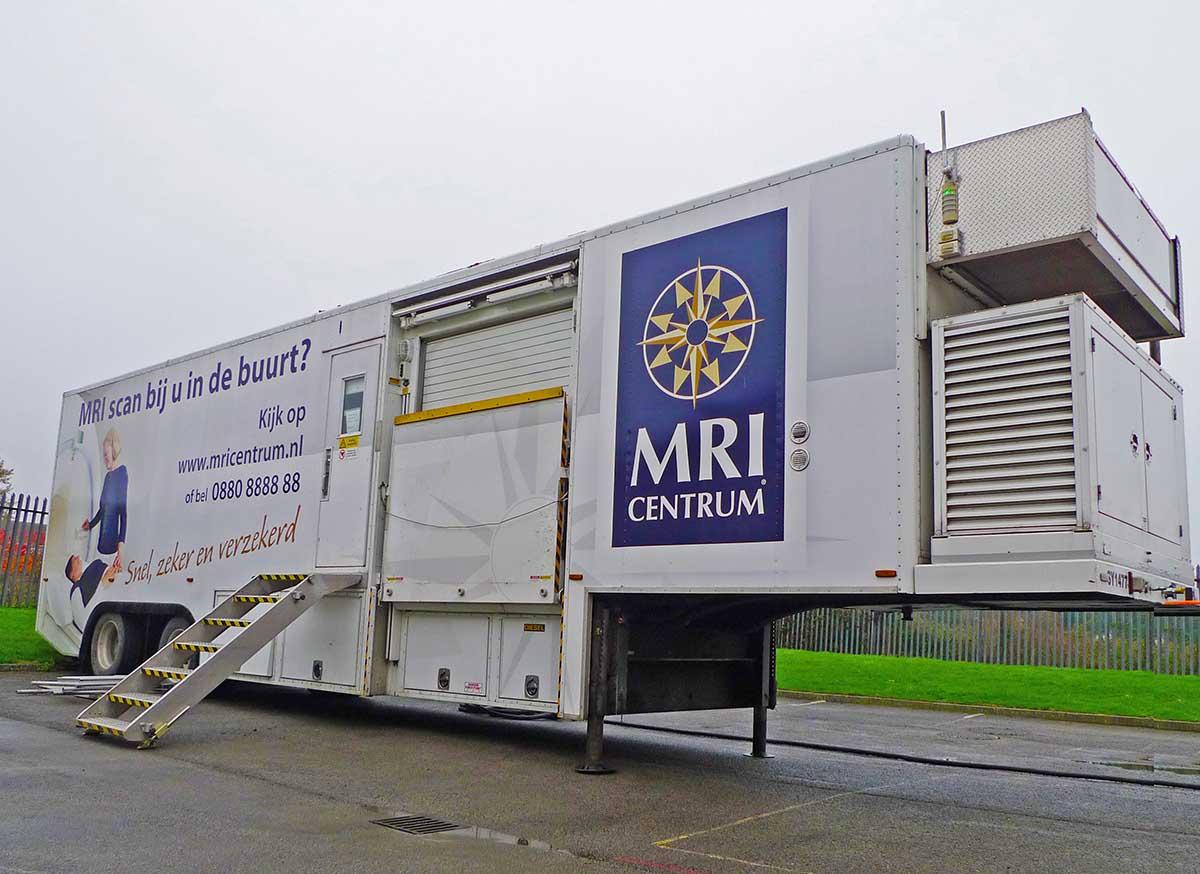 MRI Scannerr