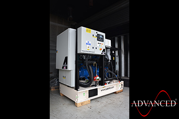 50kVA Modified Perkins