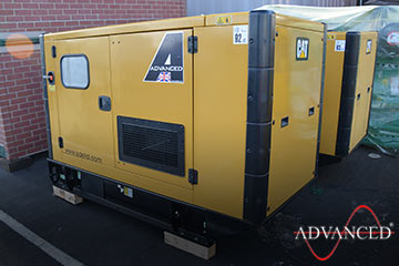 generator going to Africa