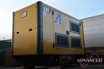 genset for Africa