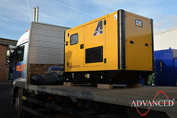 gensets for Africa