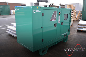 generator going to power residential