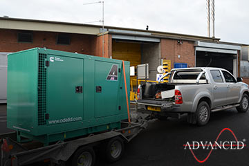 genset for residential