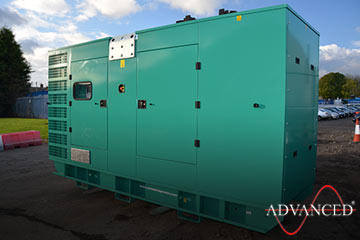 generator going to holland