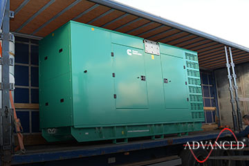 genset for the continent
