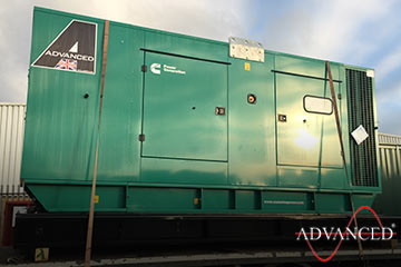 genset for the christmas rush