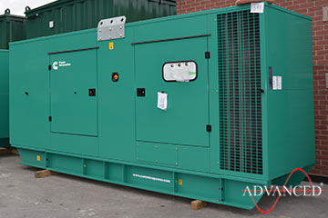 generators to be used at the race