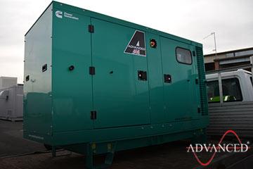 44kva Cummins diesel generator